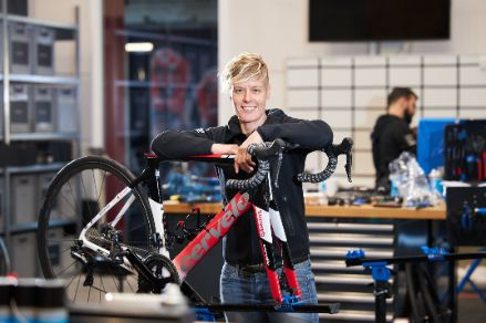 Marloes Poelman Finance & Operations team Sunweb